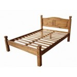 Acapulco Single Pine bedstead