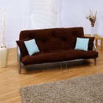 Amani 3 Seater Futon Sofa Bed (with Memory Flakes)