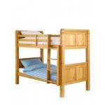 Corona Bunk Bed (Waxed)