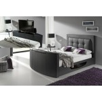 BowBurn TV Bed (Black)