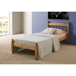 Colonial Spindle Pine Bedstead