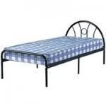 Jenifer metal Bed