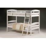 Moderna Bunk Bed (White)